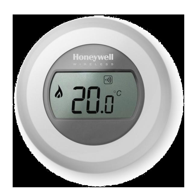 Honeywell Termostato De Ambiente Digital De Una Sola Zona Manual Guide