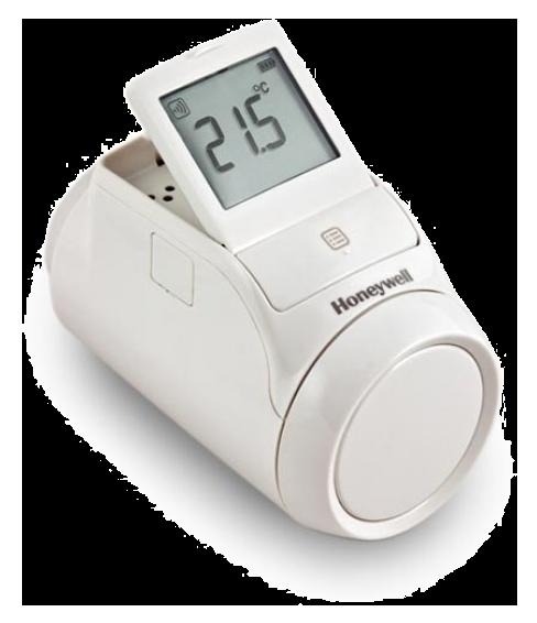 honeywell termostato de radiador electr nico v a